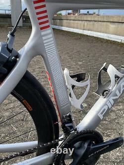 PINARELLO GAN S CARBON Rennrad Shimano ULTEGRA Roadbike Carbon Wheels