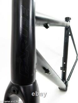 Parlee Z5 ML carbon frameset BB30 rim QR road bike cycling stock geometry