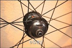 PowerTap G3 road WHEEL with power meter 58mm deep carbon clincher