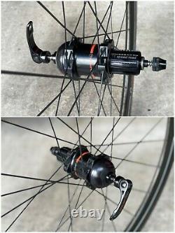 Power Tap Carbon Wheelset GS Amp 35/50 Reynolds 11 Speed Road Wheels