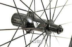 Profile Design TwentyFour 78 Carbon Clincher REAR Wheel 11 Spd QR Road Tri Bike
