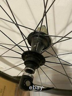 Reynolds Carbon Clincher Road Bike Wheel Set, Rim Brake