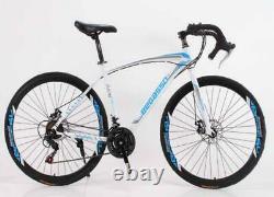 Road Bike Bicycle 21 Speed 26 Inch Wheel Carbon Frame Bike Mtb
