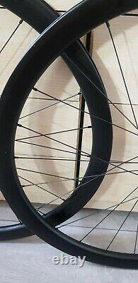 Roval C38 Carbon Disc Road Wheels Wheelset