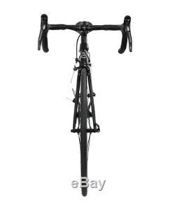 SARONI 52cm Aero Carbon Road Bike Frame Fork Alloy Wheel 700C Clincher V brake