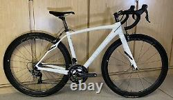 SUPER CLEAN! Specialized S-Works Roubaix DuraAce 49cm Road Bike With Carbon Wheels