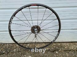 Shimano Dura Ace WH-7850-C24 Carbon Aluminium Clincher Road Wheels Black
