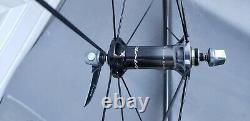 Shimano Dura Ace WH-R9100-C60-CL Carbon Clincher Road Bike Front wheel 700c QR