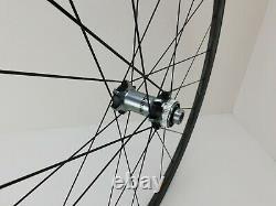Shimano Ultegra RS770 C30 Carbon Aluminium Road Disc Wheelset 700c NEW
