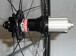 Super wide 35mm deep 650b carbon disc brake road/gravel bike wheels