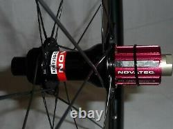 Super wide 38mm deep carbon disc brake road/gravel bike wheels
