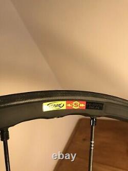 Superlight Mavic R-Sys SLR Exalith Road Racing Bike Wheels 11 Speed Shimano