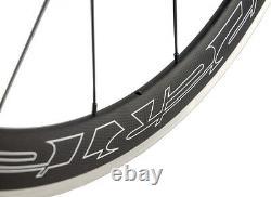 Superteam 50mm Carbon Bike Wheelset Carbon Bicycle Road Wheels 700C Alloy Brake
