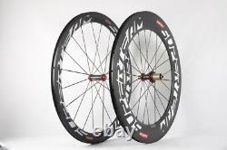Superteam Carbon Wheelset Front 50mm rear 88 Deep Road Bike R36 Hub 50/88 Wheels