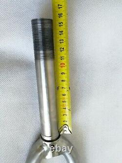 Titanium fork 1 titan gabel 28 700c 622 wheel 15.5cm steerer for road rennrad