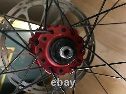 Tubular Carbon Fiber Wheelset 700C Bike Road Wheelset Clement Tire