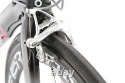USED 2016 Ceepo Mamba XS Aero Road Bike SRAM Red 22 Carbon Wheels Black 15 lbs