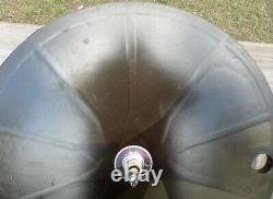 Vintage USSR carbon road disc wheel MiG 700C from late 80s