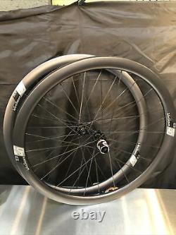 Vision TRL DB SC 40 carbon Disc road bike wheels