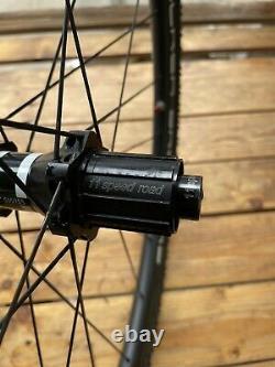 Walker Brothers Ruff Nuts Gravel/CX/Road Wheels 38mm Disc TR Clincher + Schwalbe