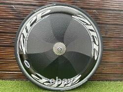 ZIPP Speed Weaponry carbon Disc Rear Wheel chlincher Time Trial Triathlon Road