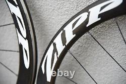 Zipp 302 Carbon Disc Thru Axle Road Bike 700c Wheel Set Sram Shimano 11Speed 303