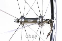 Zipp 303 Firecrest 700C Carbon Road Bike Front Wheel Tubular QR with Tire