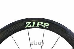 Zipp 400 Road Bike Front Wheel Carbon Fiber Tubular 650c QR