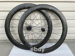 Zipp 404 NSW Carbon Clincher Road Bike Wheel Set. 700C, 11spd. Rim Brake