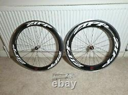 Zipp 606 Wheelset 404 808 carbon fibre composite wheels tt time trial Road Bike