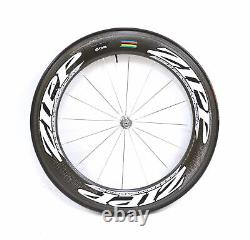 Zipp 808 700C Single Front Road Bike Carbon Road Bike Wheel Tubular 16H