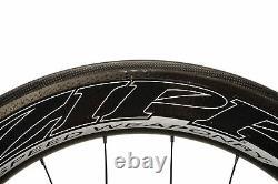 Zipp 808/CycleOps Road Bike Rear Wheel 700c Carbon Clincher Shimano 11s
