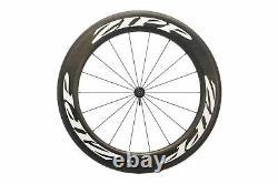 Zipp 808 Firecrest Road Bike Front Wheel 700c Carbon Clincher