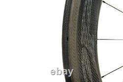 Zipp 808 NSW Road Bike Front Wheel 700c Carbon Tubeless